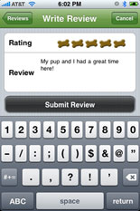 Dog Friendly iPhone App 4