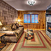 Cedar Glen Lodge Living room