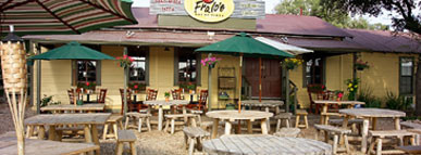 Fralo's Outdoor Seating