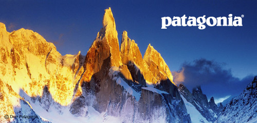 Some place you need Patagonia gear