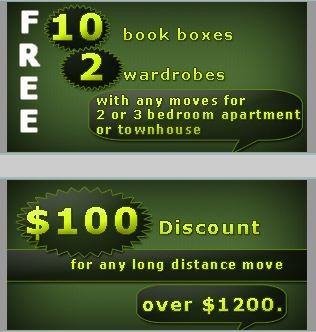 Movers Newton MA-coupon