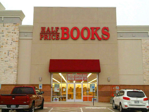 Half Priced Books