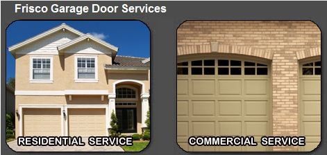 Frisco Garage Door