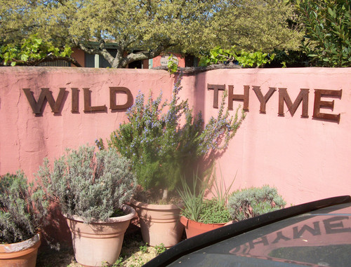 Wild Thyme Event Center